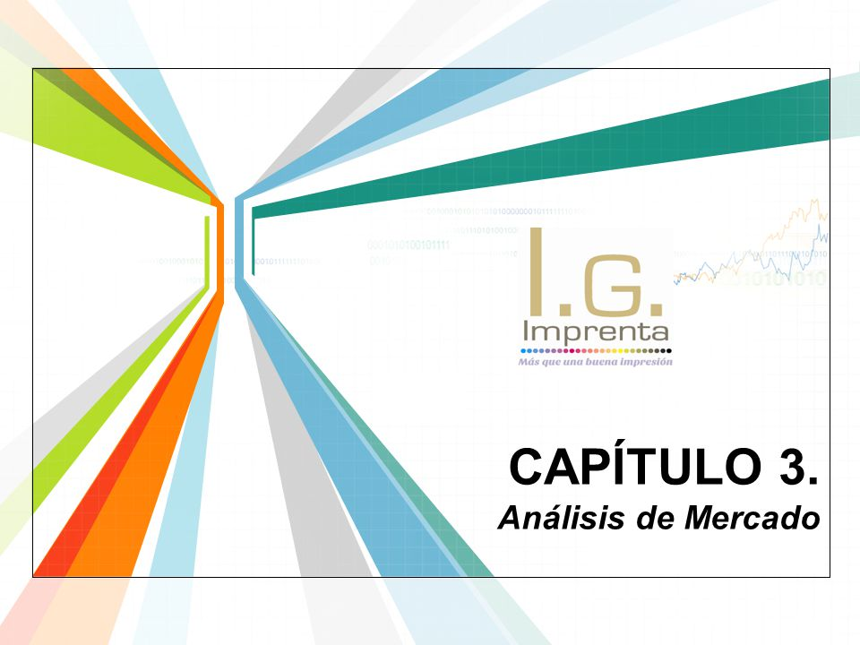 CAPÍTULO 3. Análisis de Mercado