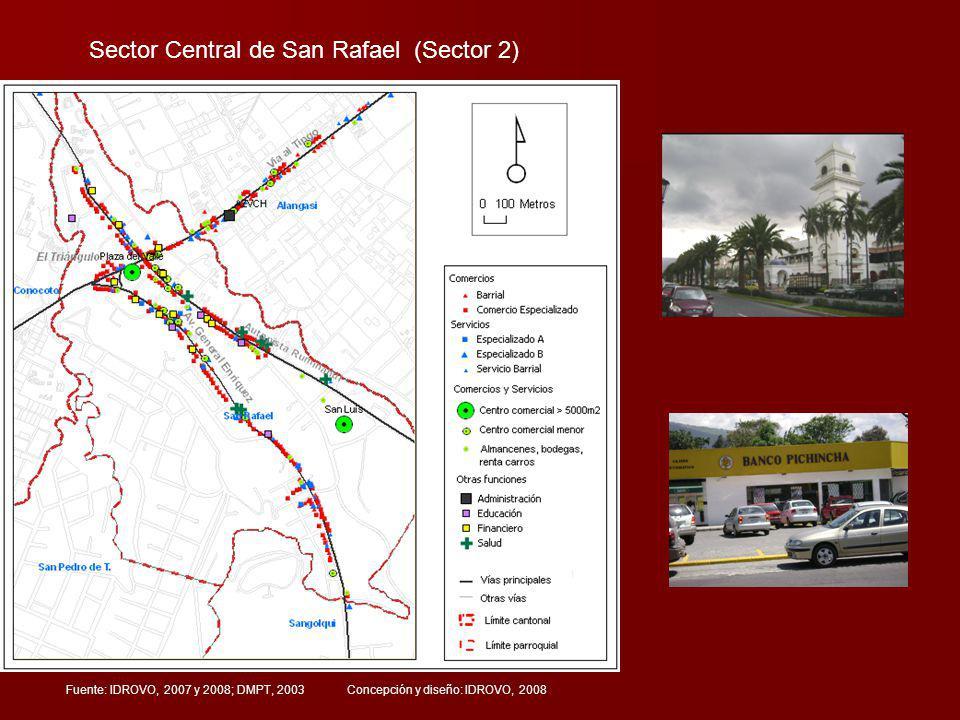 Sector Central de San Rafael (Sector 2)