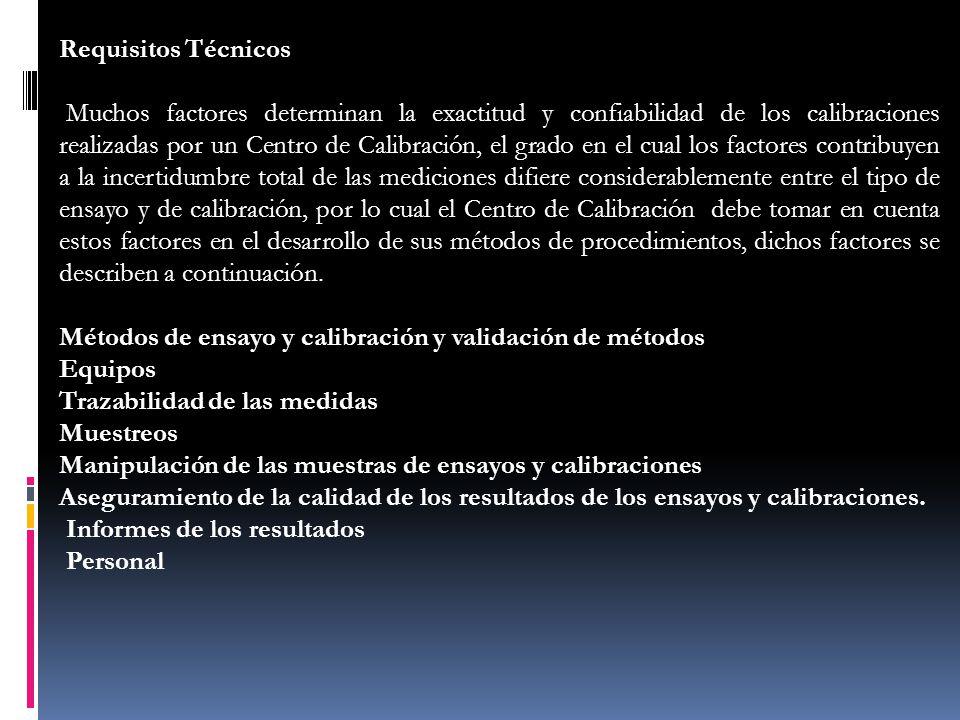 Requisitos Técnicos
