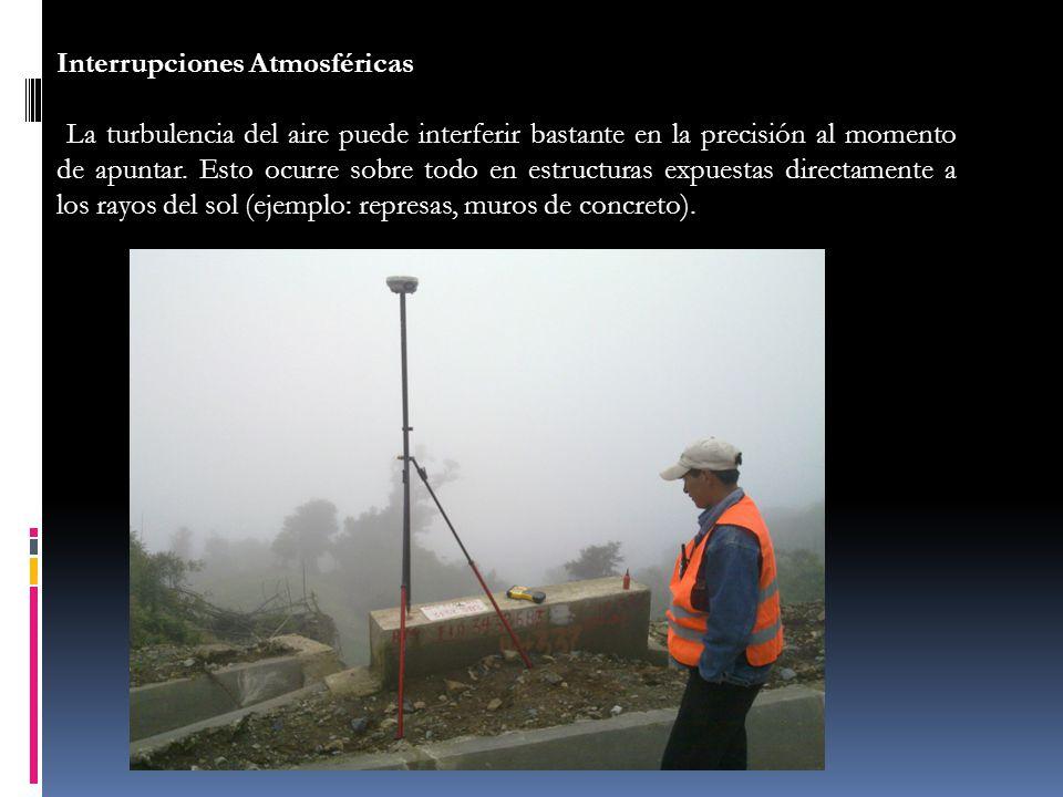 Interrupciones Atmosféricas