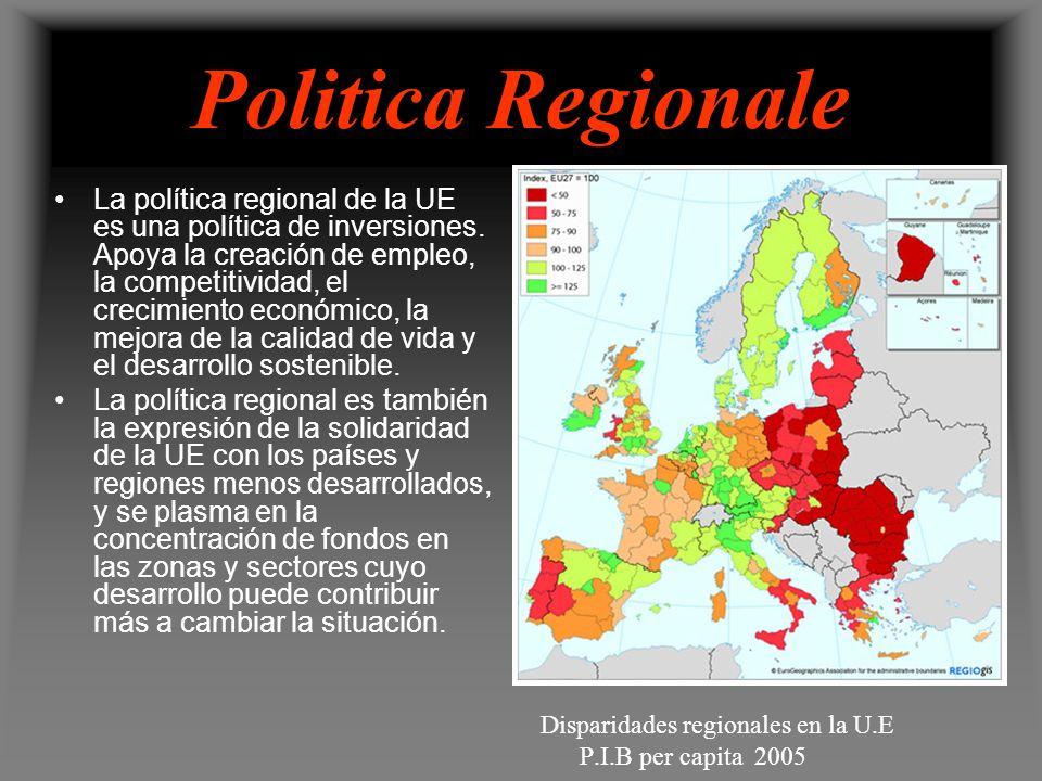 Politica Regionale