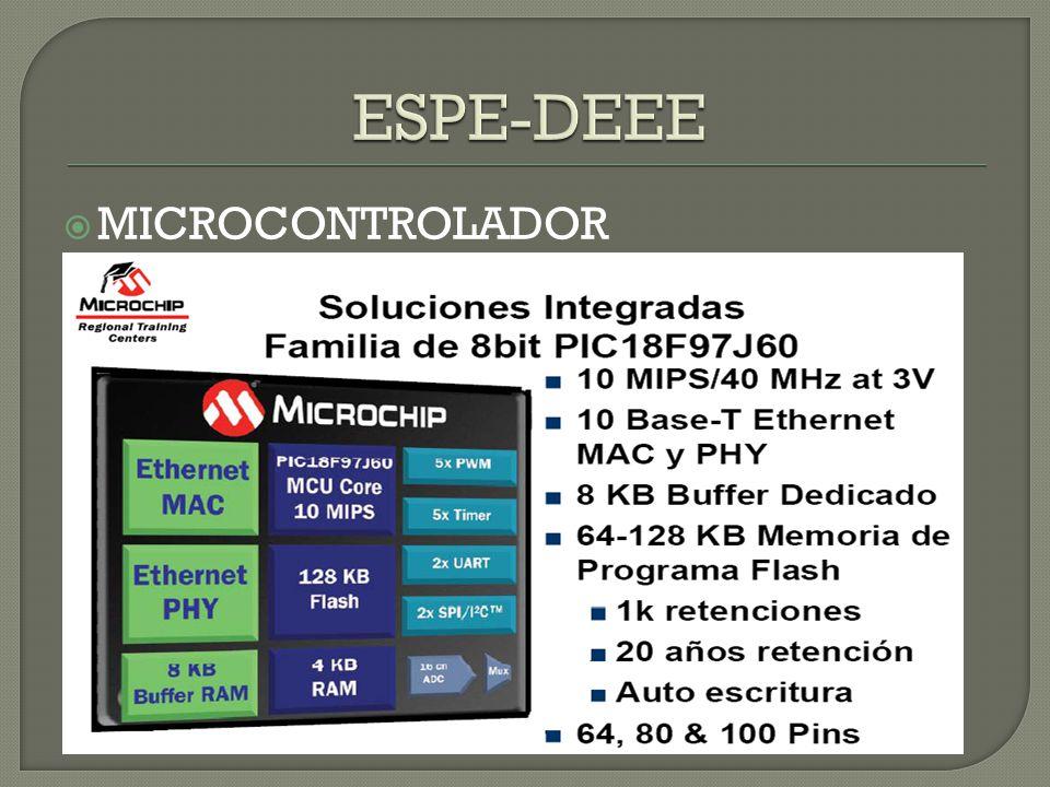 ESPE-DEEE MICROCONTROLADOR