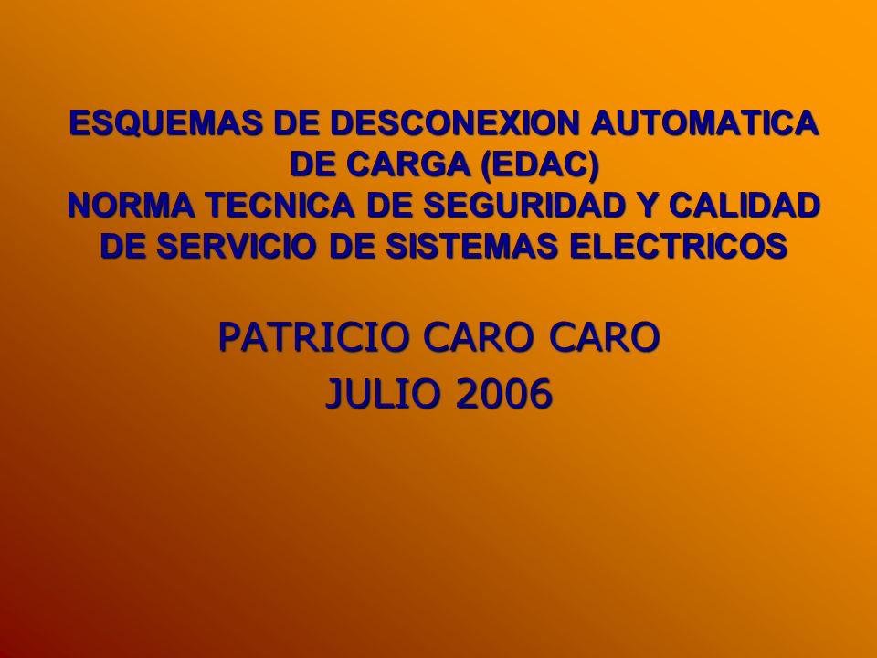 PATRICIO CARO CARO JULIO 2006