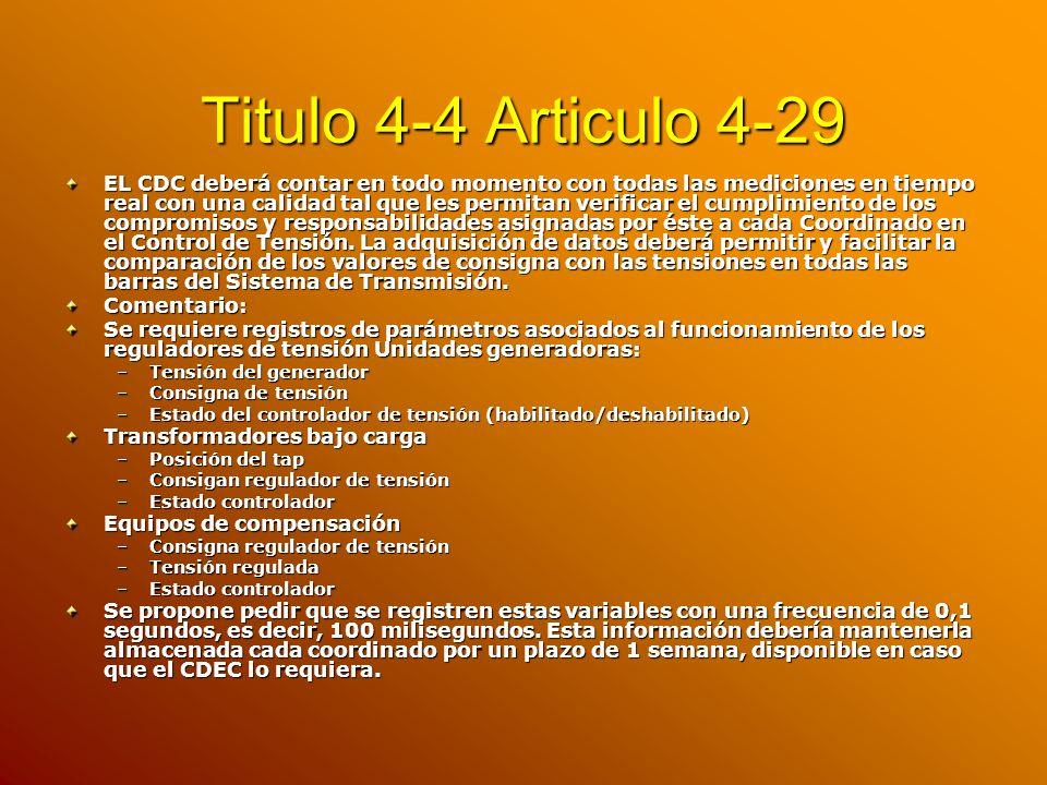 Titulo 4-4 Articulo 4-29