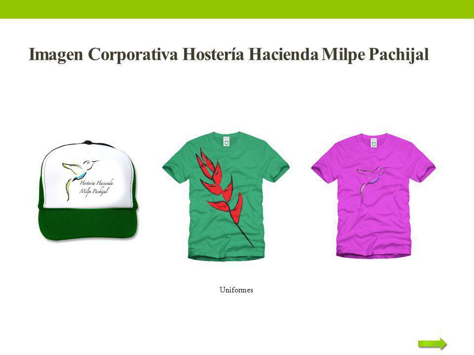 Imagen Corporativa Hostería Hacienda Milpe Pachijal