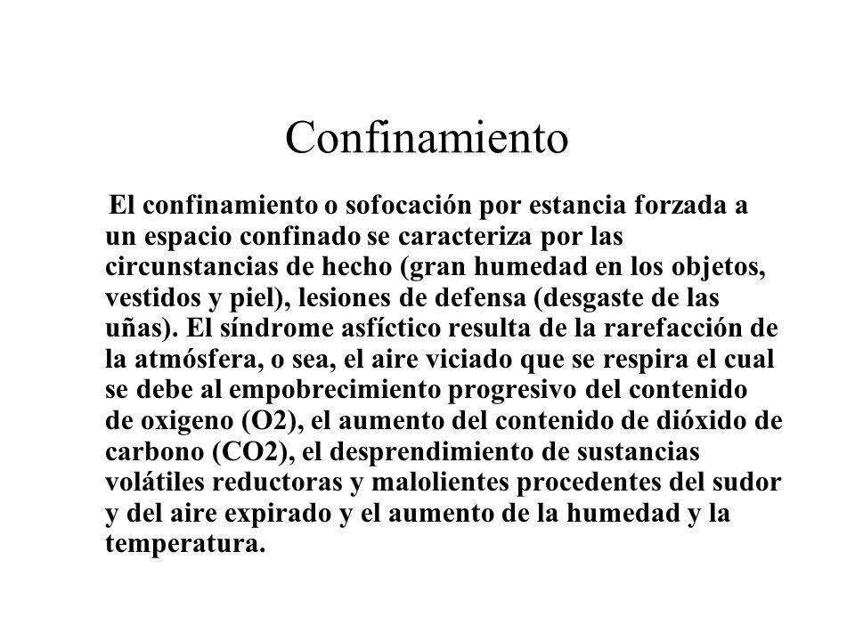 Confinamiento