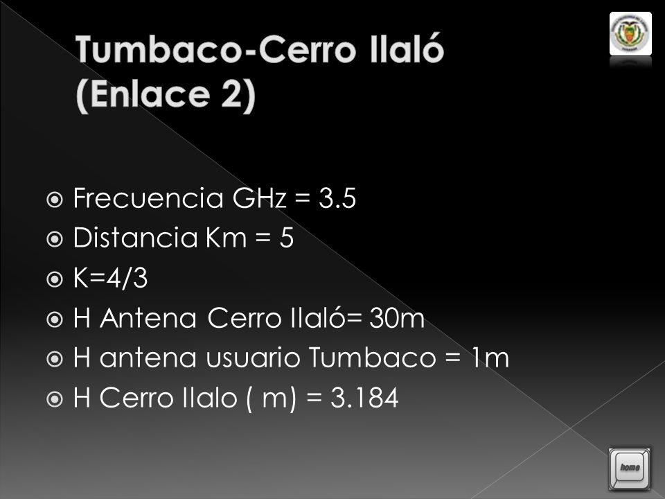 Tumbaco-Cerro Ilaló (Enlace 2)