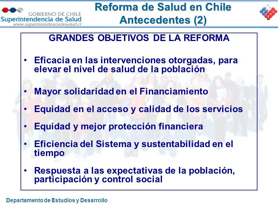 Reforma de Salud en Chile Antecedentes (2)