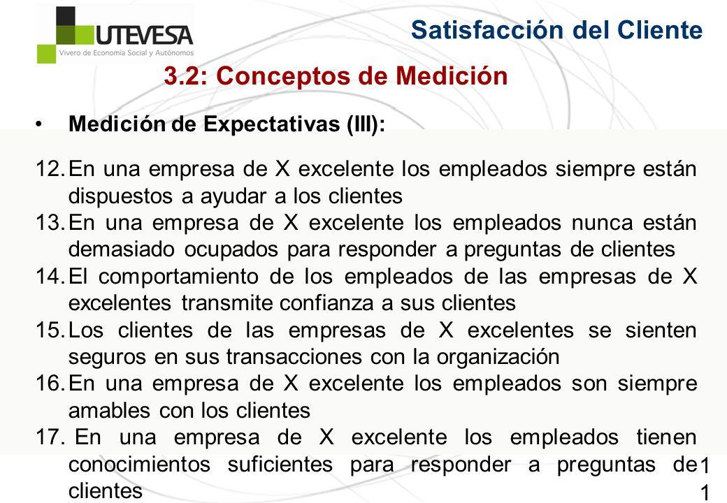 3.2: Conceptos de Medición