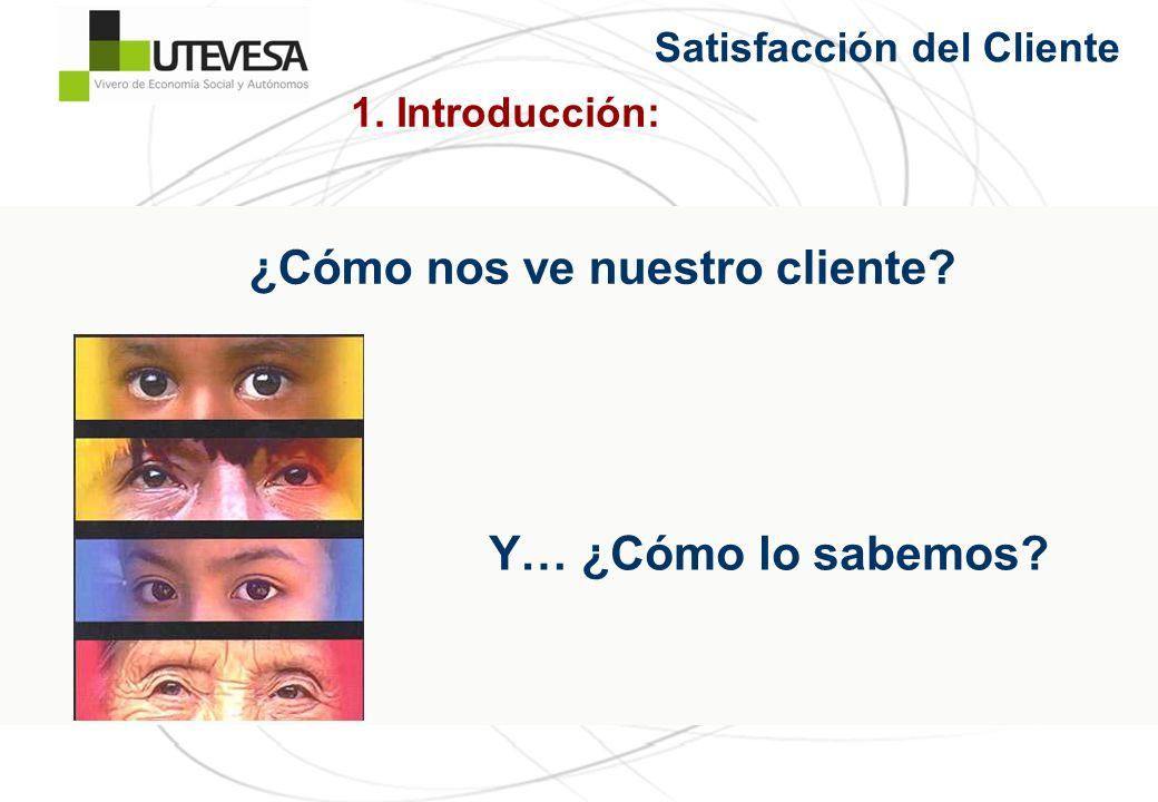 ¿Cómo nos ve nuestro cliente