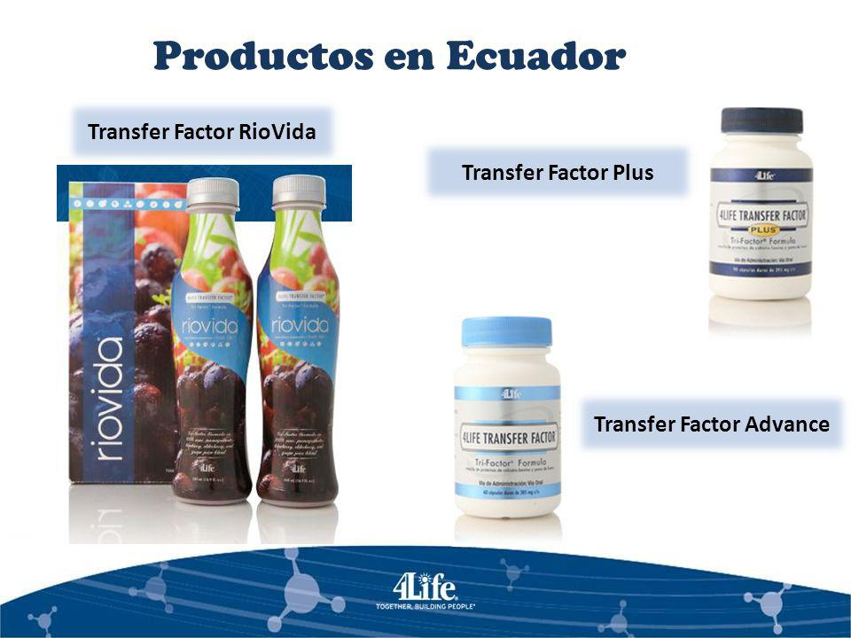 Transfer Factor RioVida Transfer Factor Advance