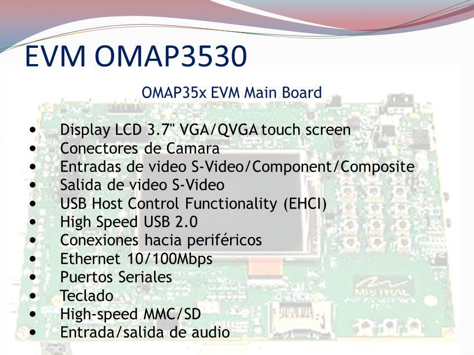 EVM OMAP3530 OMAP35x EVM Main Board