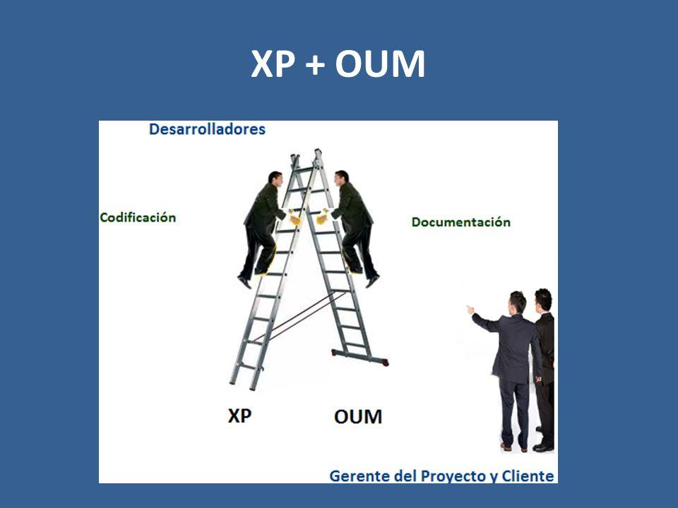 XP + OUM