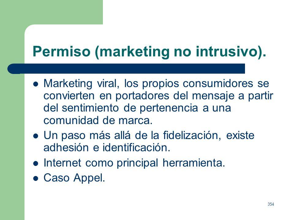 Permiso (marketing no intrusivo).