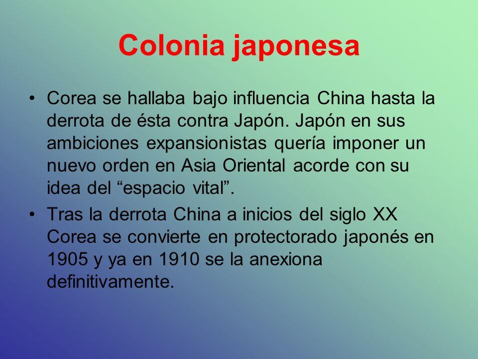Colonia japonesa
