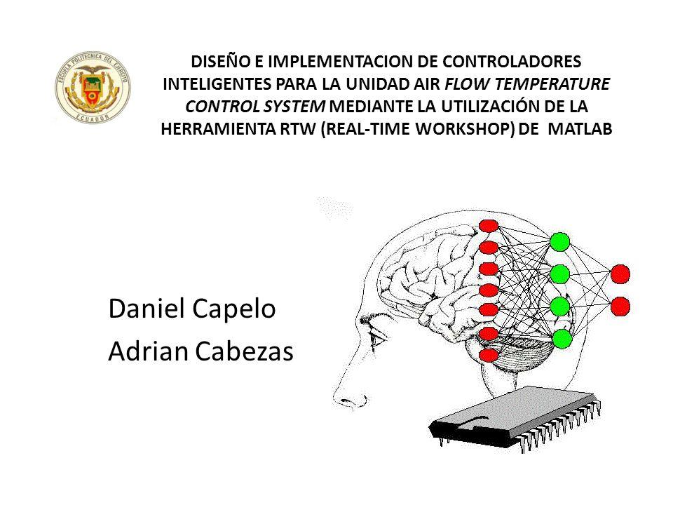 Daniel Capelo Adrian Cabezas