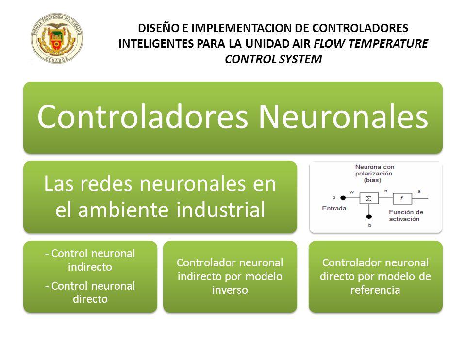 Controladores Neuronales