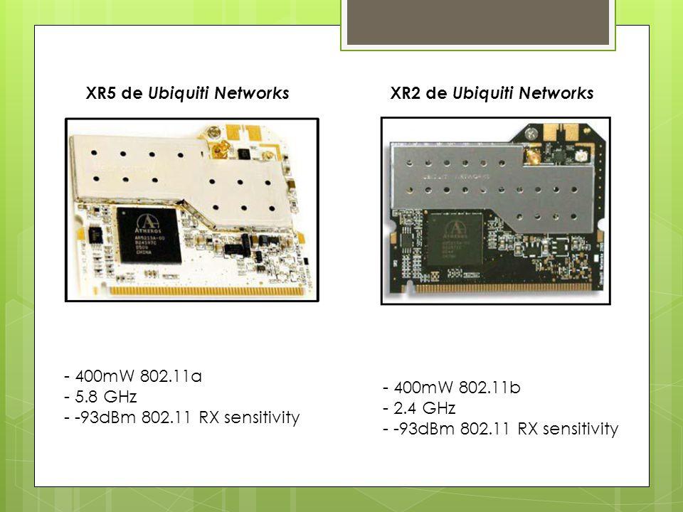 XR5 de Ubiquiti Networks