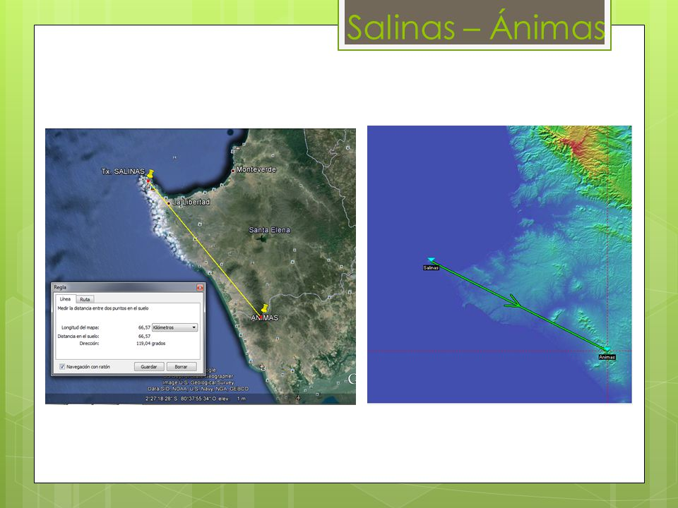 Salinas – Ánimas