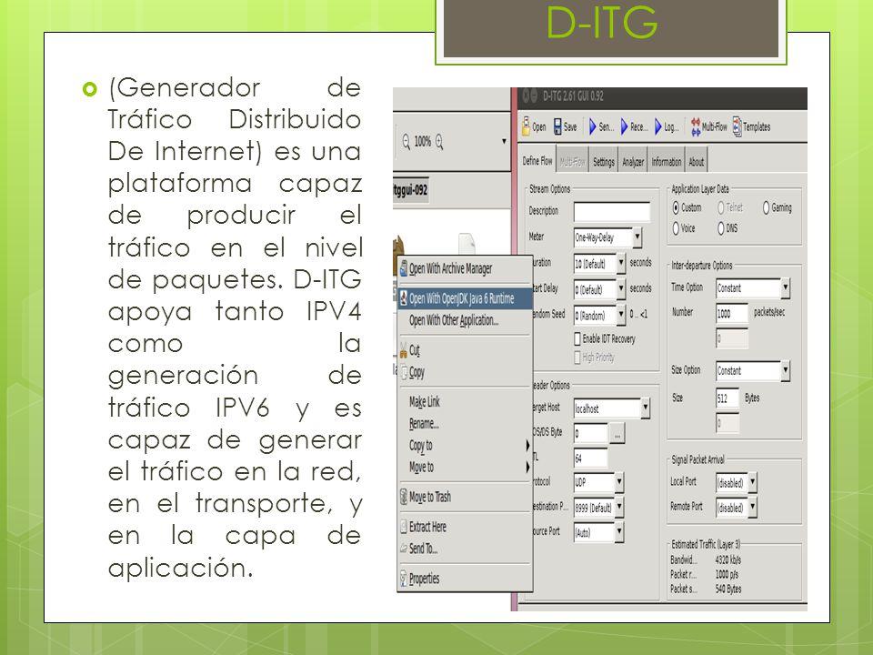 D-ITG