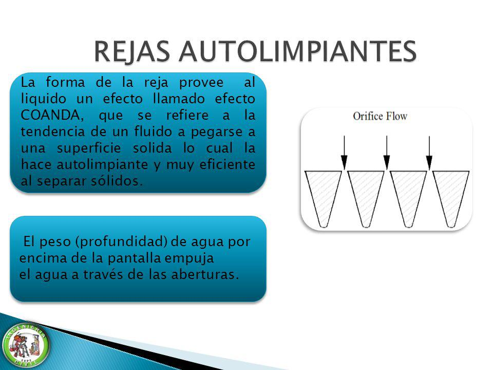REJAS AUTOLIMPIANTES