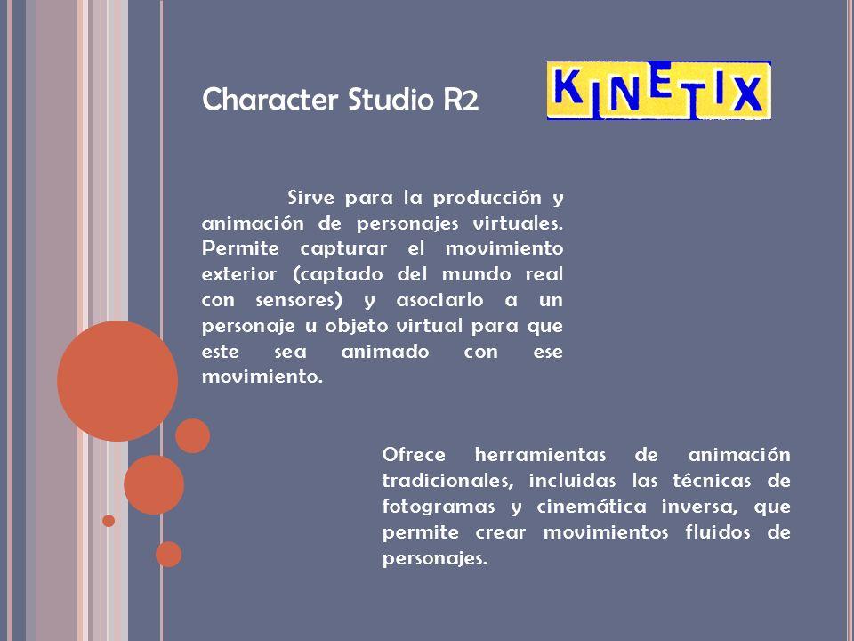 Character Studio R2