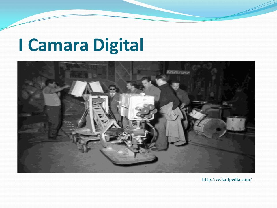 I Camara Digital http://ve.kalipedia.com/