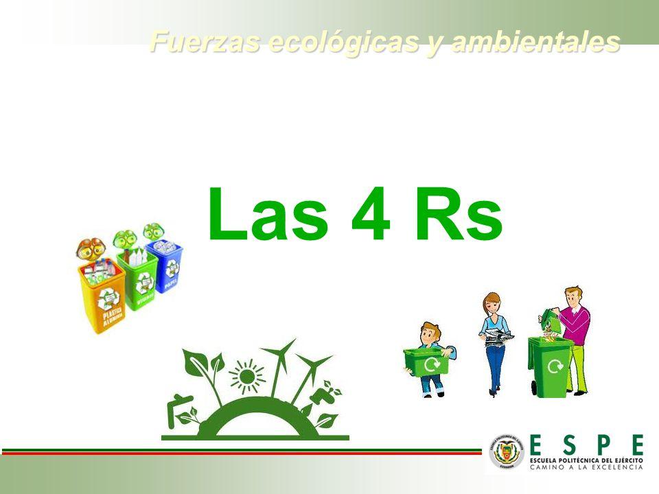 Fuerzas ecológicas y ambientales