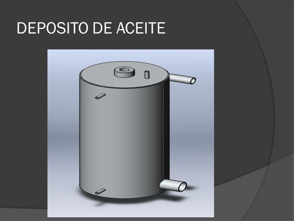 DEPOSITO DE ACEITE