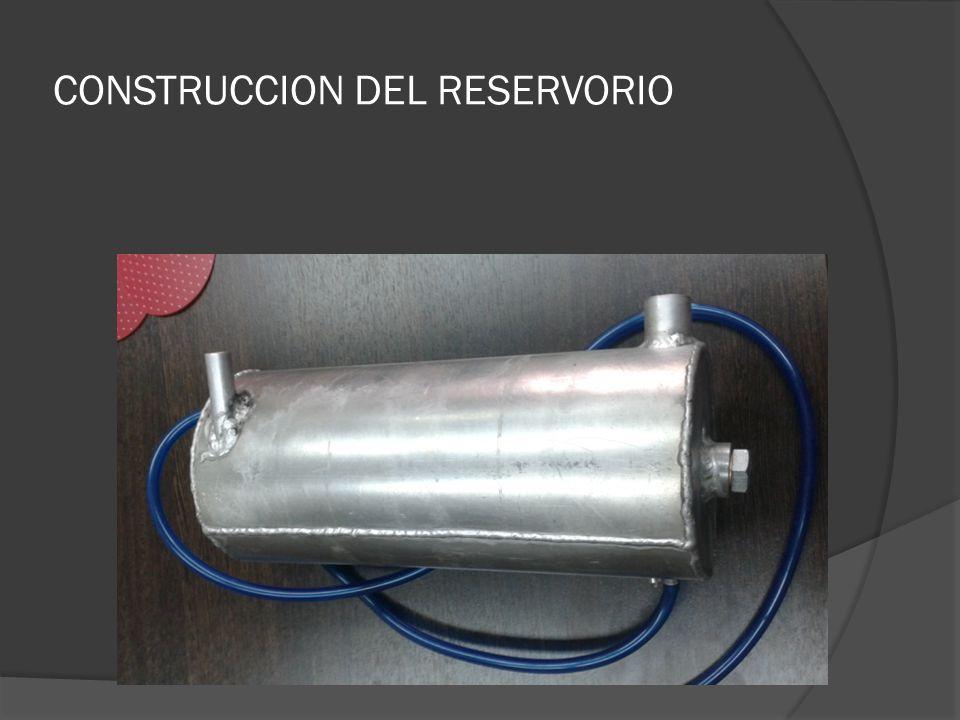CONSTRUCCION DEL RESERVORIO