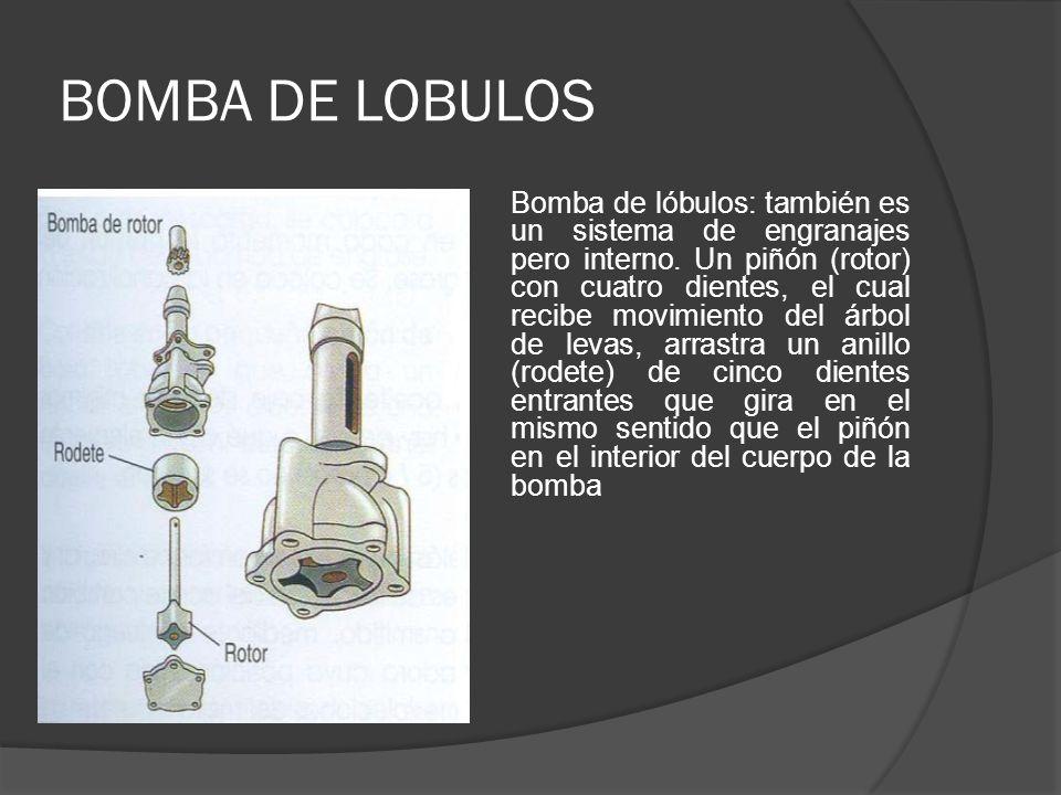 BOMBA DE LOBULOS