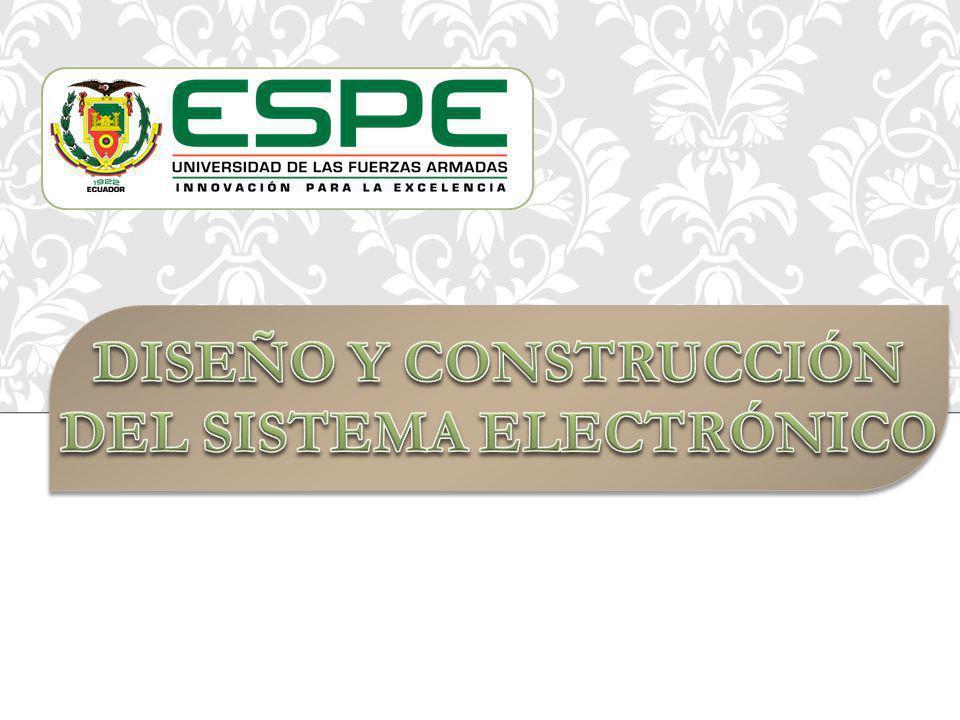 DEL SISTEMA ELECTRÓNICO