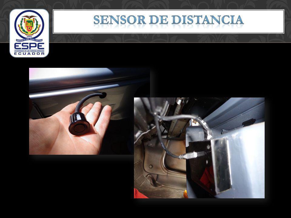 Sensor de DISTANCIA