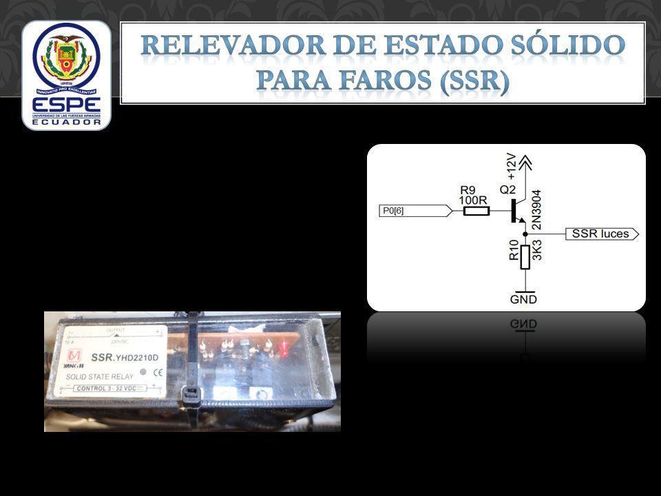 RELEVADOR DE ESTADO SÓLIDO