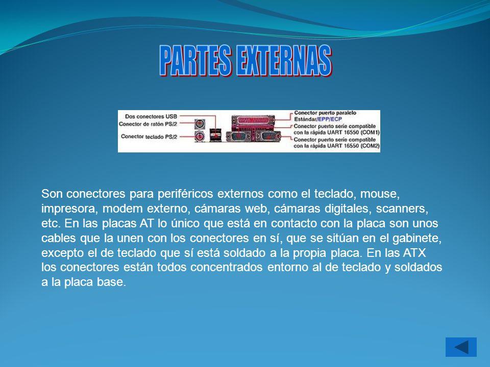 PARTES EXTERNAS