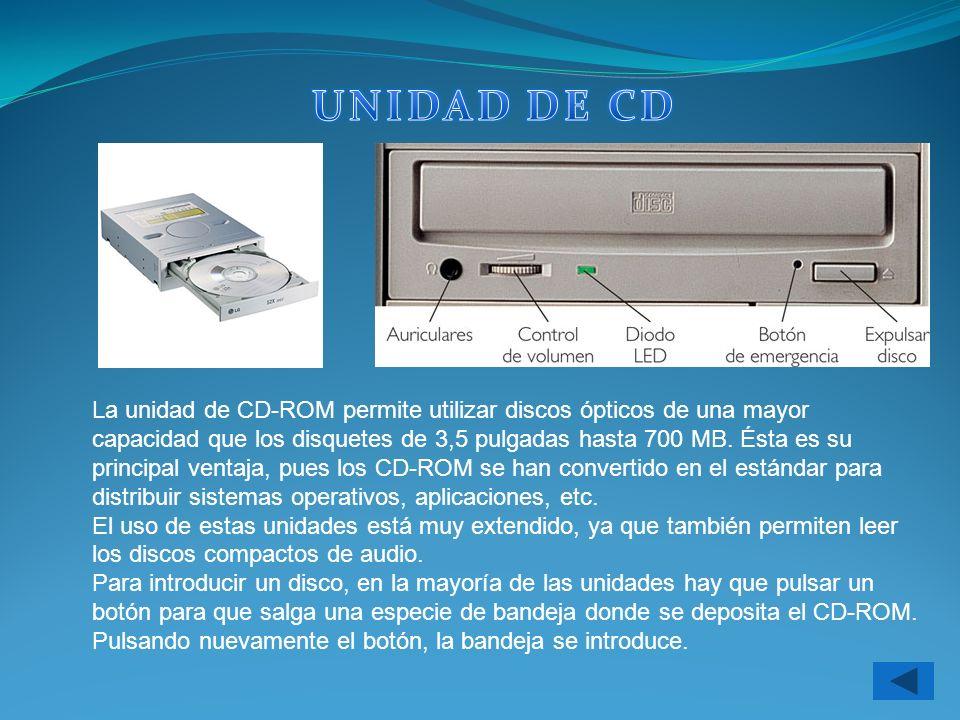 UNIDAD DE CD