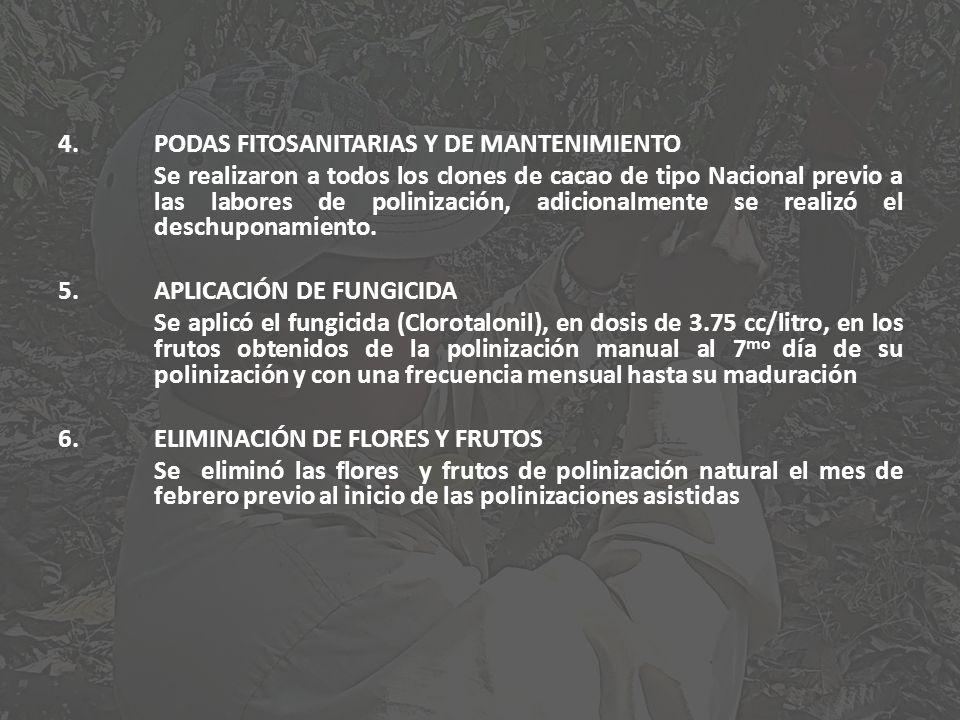 4. PODAS FITOSANITARIAS Y DE MANTENIMIENTO