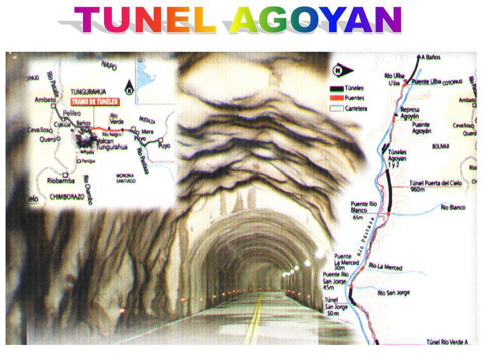 TUNEL AGOYAN