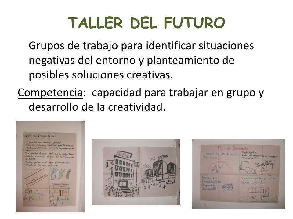 TALLER DEL FUTURO
