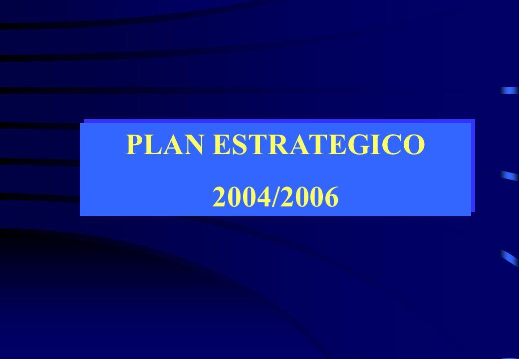 PLAN ESTRATEGICO 2004/2006