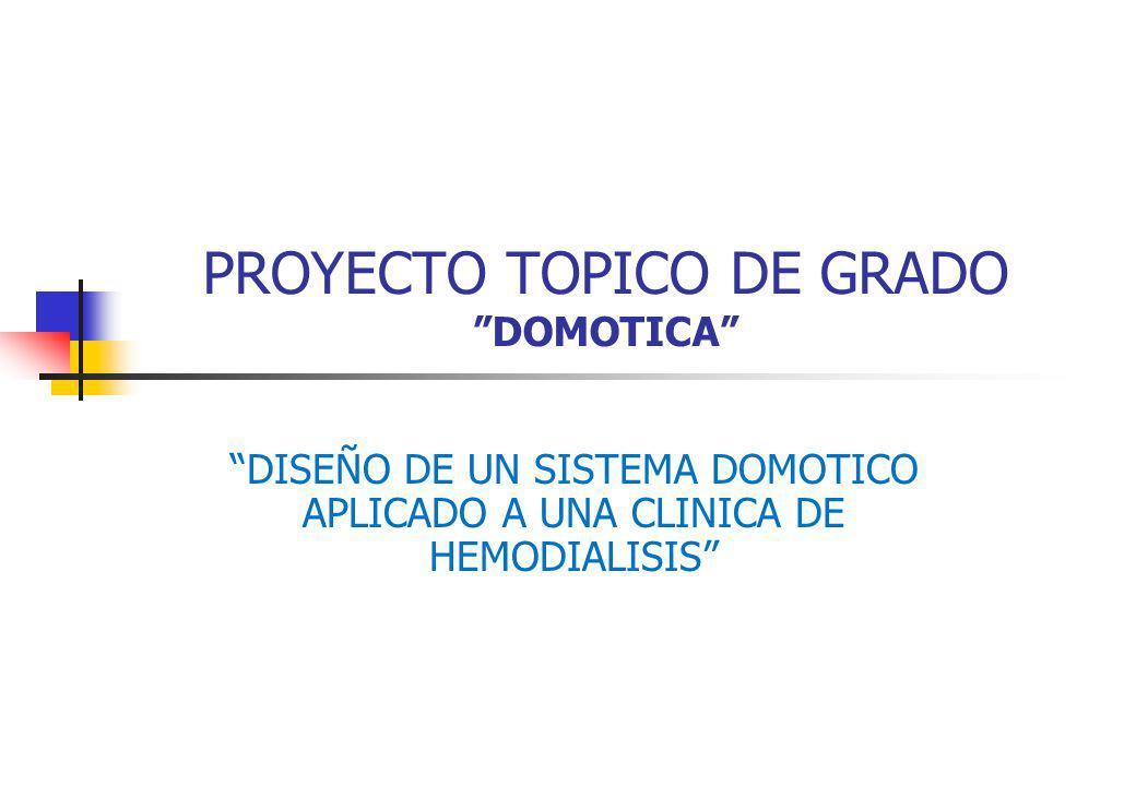 PROYECTO TOPICO DE GRADO DOMOTICA