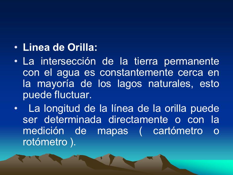 Linea de Orilla: