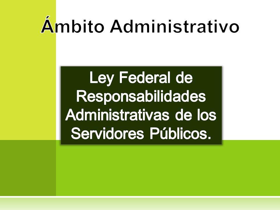 Ámbito Administrativo
