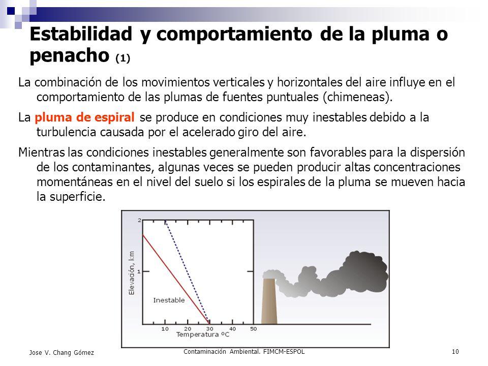 Estabilidad y comportamiento de la pluma o penacho (1)