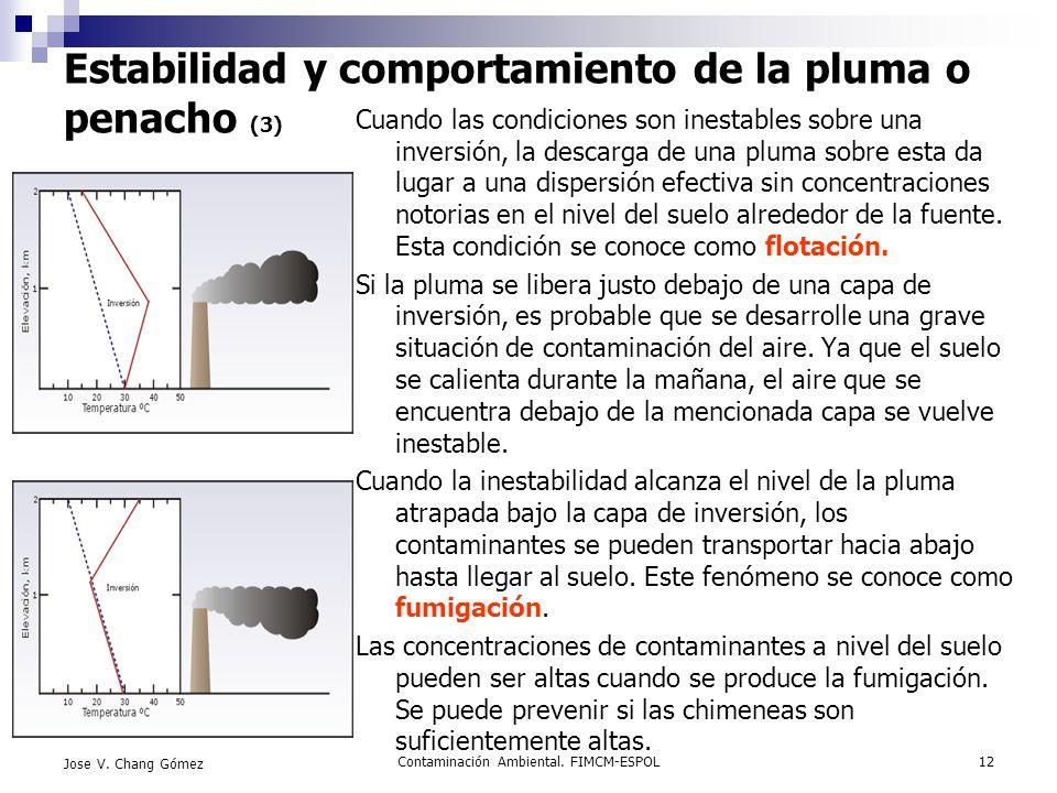 Estabilidad y comportamiento de la pluma o penacho (3)