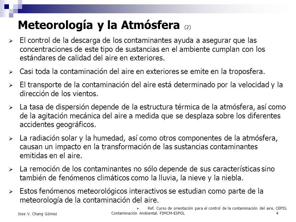 Meteorología y la Atmósfera (2)