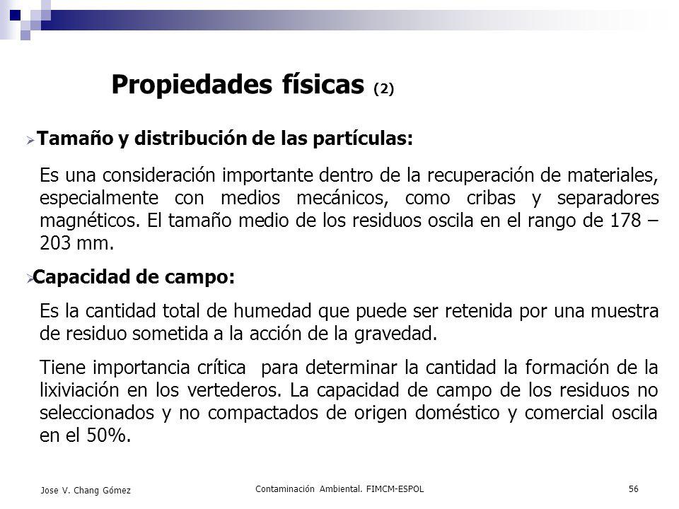 Propiedades físicas (2)