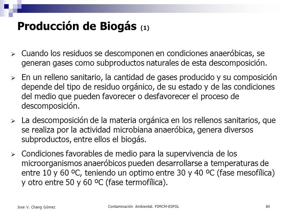Producción de Biogás (1)