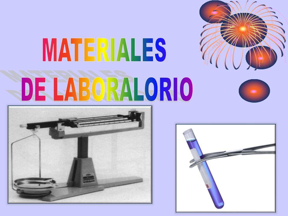 MATERIALES DE LABORALORIO