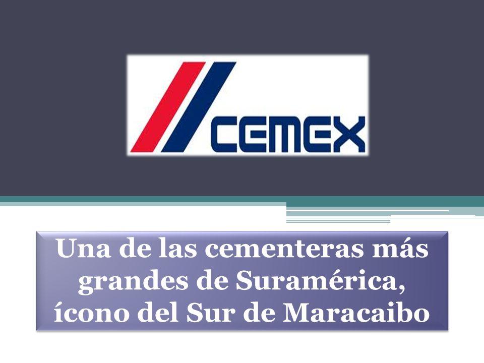 Una de las cementeras más grandes de Suramérica, ícono del Sur de Maracaibo